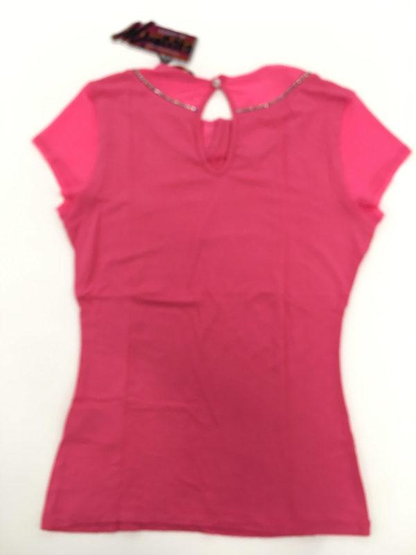 liu jo t-shirt vual rosa1