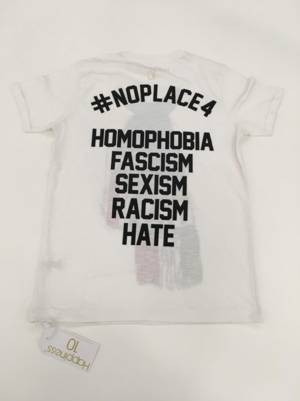t-shirt Italia retro